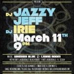 DJ Jazzy Jeff and DJ Irie - 3/11/2011 (tags: #Verizon, @MobilityCast)