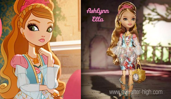 Ashlynn Ella Doll Ever After High