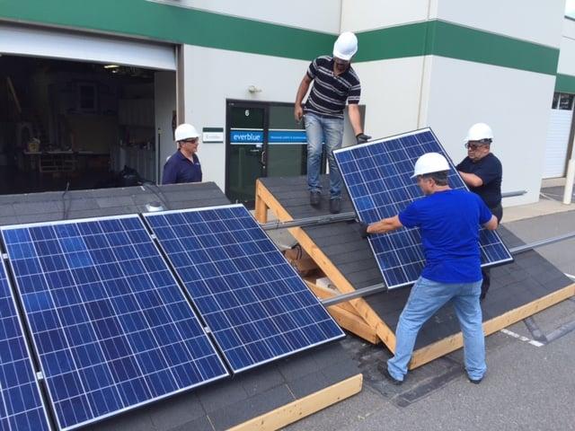 Solar Installation Training Course Everblue Training