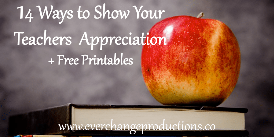 Educators Are Asking For Loving >> 14 Ways To Show Your Teachers Appreciation