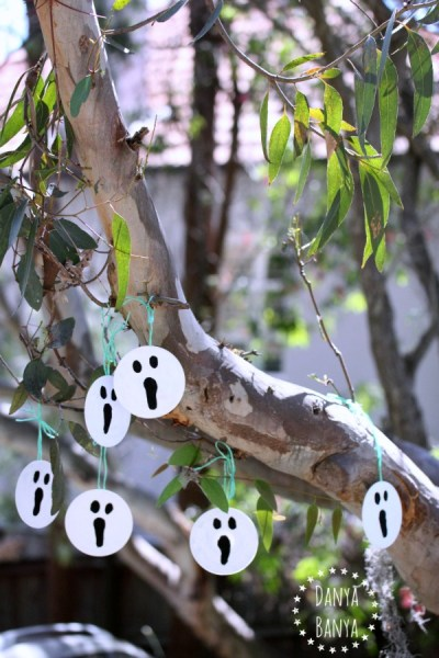 Wicked Awesome Upcycled Halloween Decorations