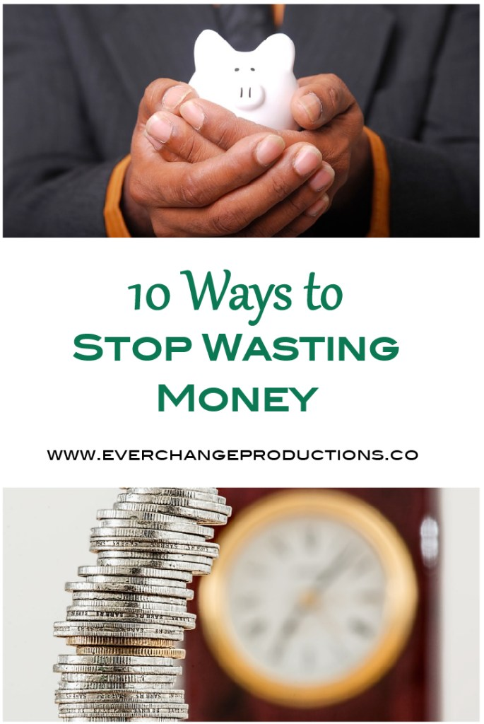 These last few months were my wake up call to stop wasting money. Here are the ten things I've given up for a better future!