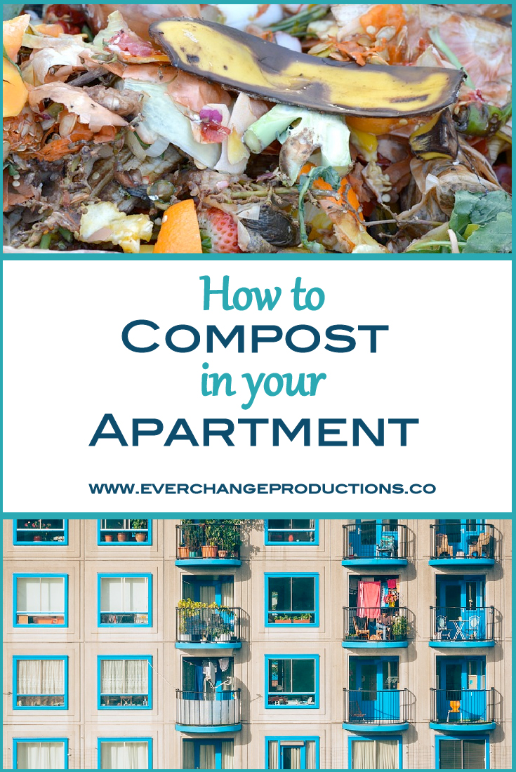 How to Compost in an Apartment -