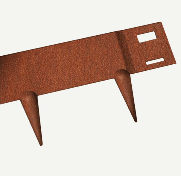 bordure classic corten