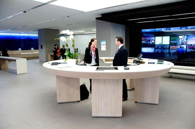 Banks Of The Future Bank Big On Technology The Changing