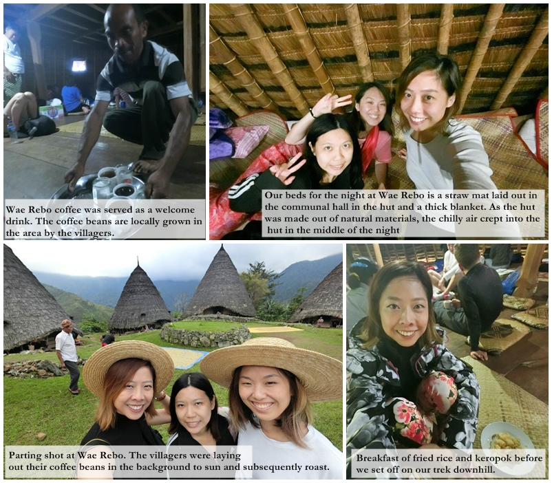 what to do at Wae Rebo Flores Indonesia Culture Village