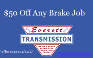 $50 Off Any Complete Brake Job