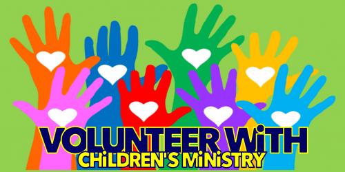 Children - Volunteer