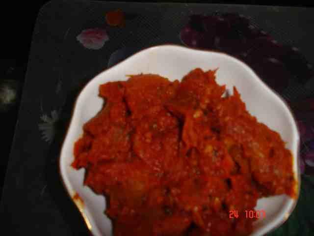hot as it looks!  Tomato chutney DSC01539