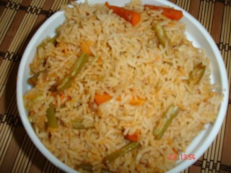 Jalfraize Rice