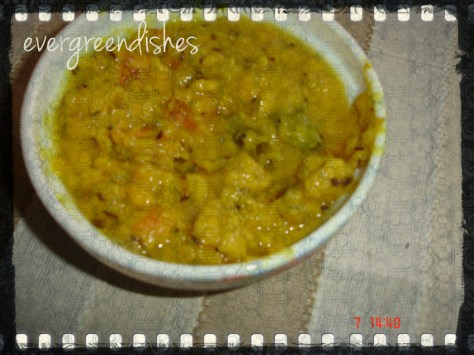 dal fry  Dal Fry restaurant style dal fry 1024x768