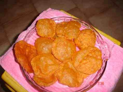 Masala Puri