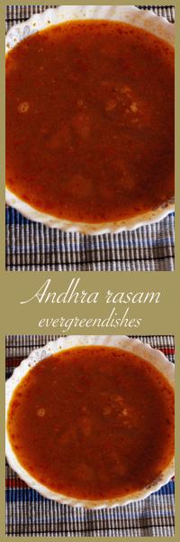 andhra rasam