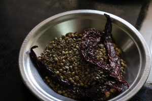 roasted spices