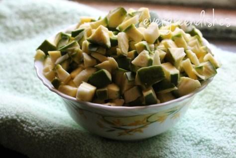 mango pieces  Instant raw mango pickle mango pickle1 1024x687