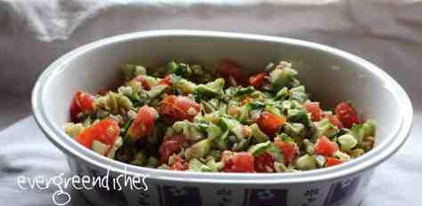 crunchy salad1