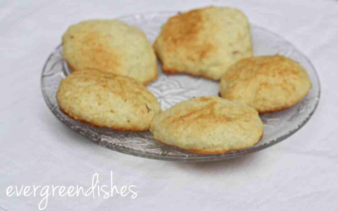 Nan Katai biscuits