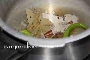 making of jeera rice