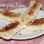 Grilled Paneer slabs roasted paneer slabs Roasted paneer slabs/bread roll in steps grilled paneer slabs6