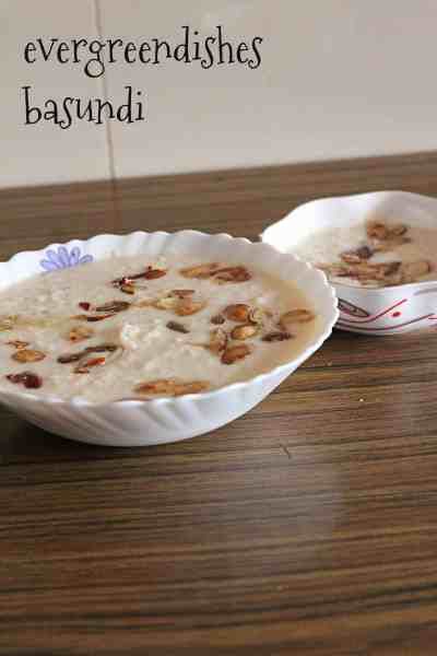 basundi [object object] How to make tasty basundi basundi2 200x300