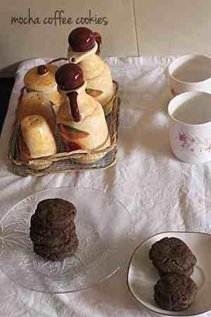 mocha coffee cookies  Mocha coffee cookies mocha coffee cookies3 200x300