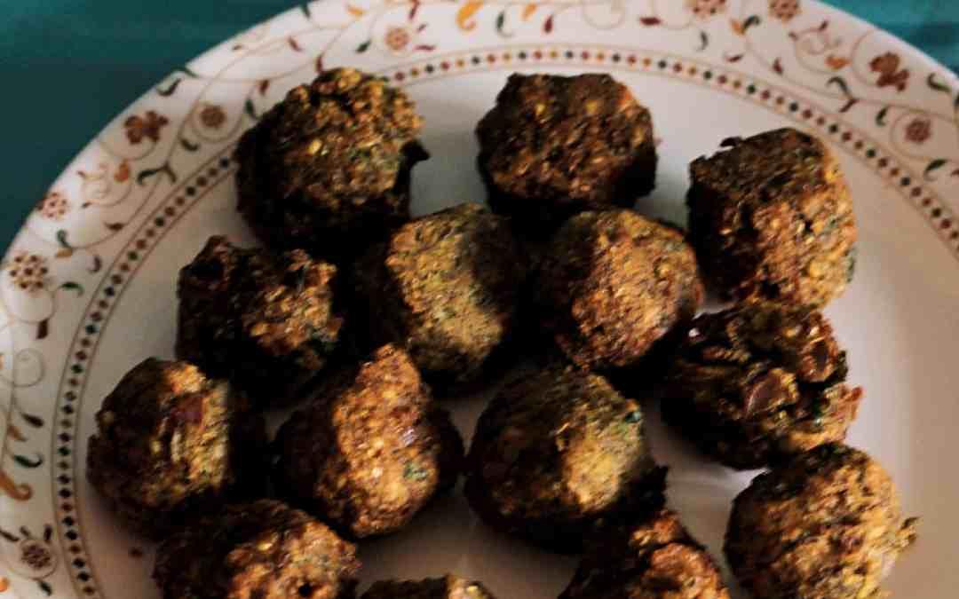 Moong Dal Bada / Rajasthani cuisine