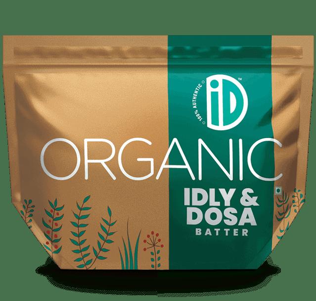 Tasty Dosa in minutes/ iD  Organic Dosa  Batter