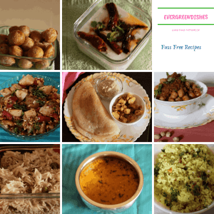 Fuss Free Recipes