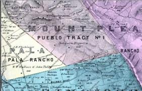 Map 006, San Jose, Evergreen, Silver Creek, Mount Pleasant, Pal
