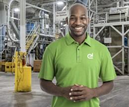 Evergreen team member