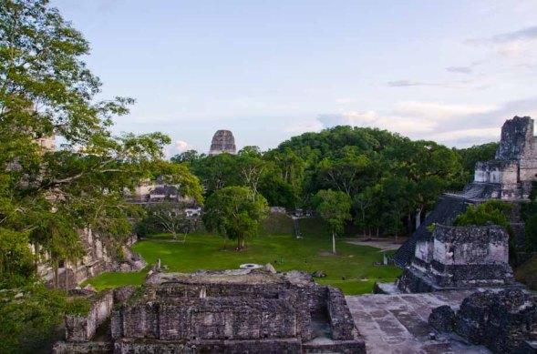 Tikal, Guatemala | Best Men's Travel Underwear: ExOfficio travel boxers vs. ScottEvest travel boxers