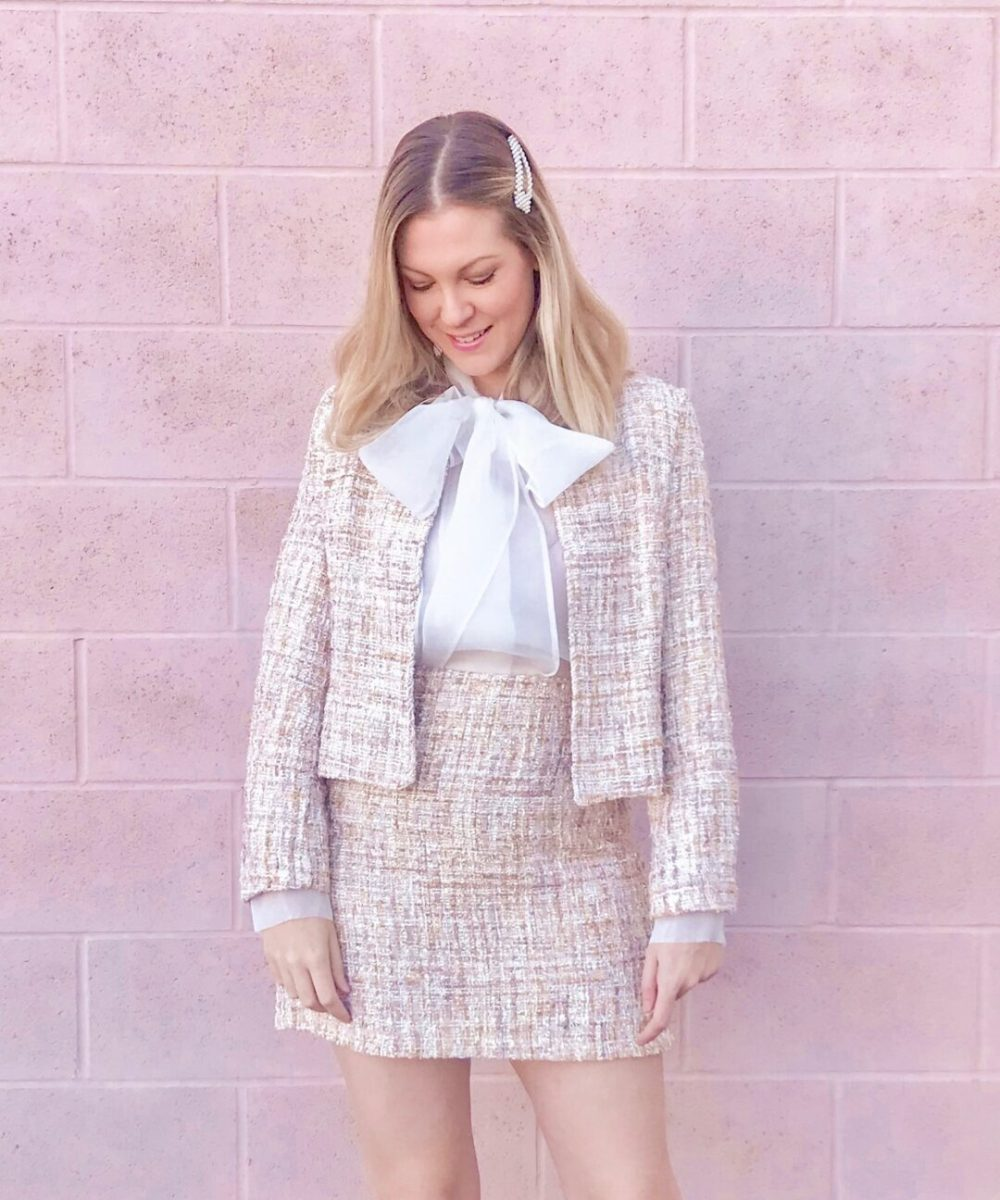 Tweed Jacket 5