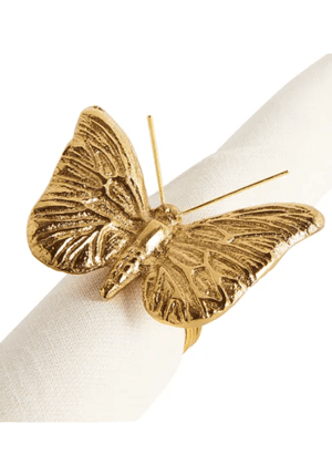 butterfly napkin ring home decor pier 1