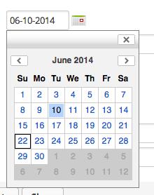 Infusionsoft Custom Dates