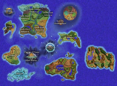 EverQuest News Make Your Mark On The Maps Of Norrath