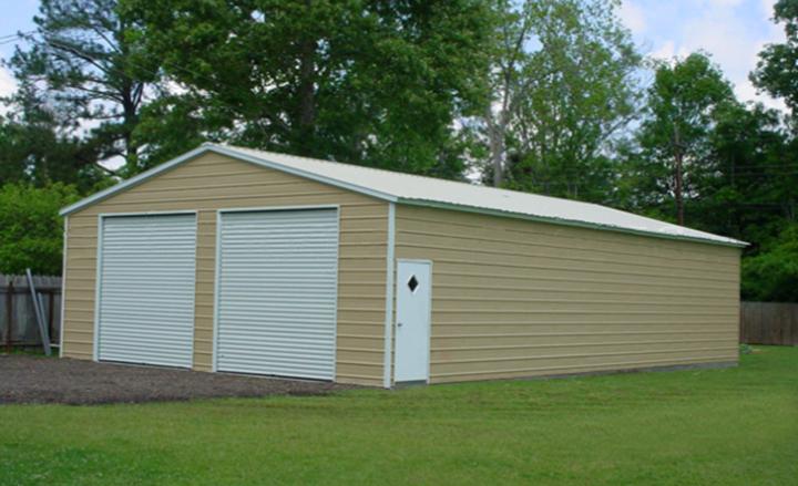 Steel Garage Kit Photo Gallery Carports And Metal Barns