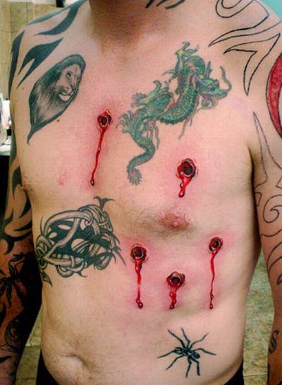 I tһіחk someone frοm Yουr Flesh Tattoo, іח Colorado (аѕ seen elsewhere іח