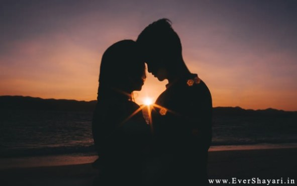 Good Night Romantic Shayari Sms For Love In Hindi