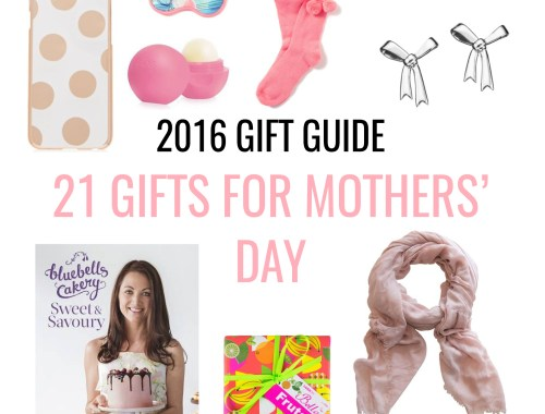 Check out this fun gift guide for this Mother's Day. Find something for all types of Moms with gifts that will be loved by all. Find more crafts, DIYs and gift guide at EverSoBritty.com
