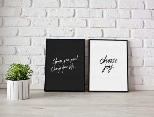 Monochrome prints from Virgin Diaries