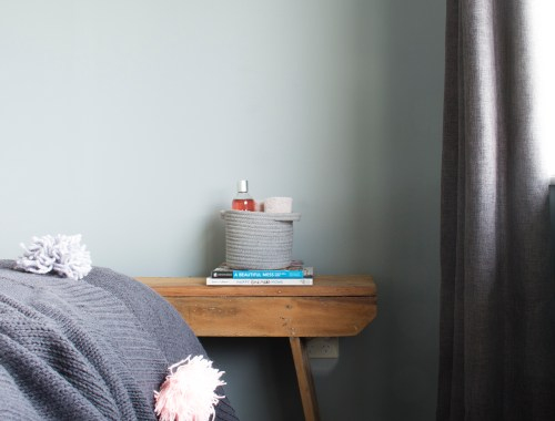 I finally finished our cosy scandi inspired bedroom and I'm a little in love. Ok, a lot in love.