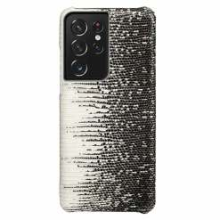Natural Lizard Skin Case for Samsung Galaxy S21 Ultra S20 Note 20