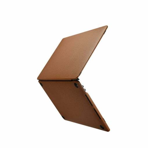 Real Leather Folio Smart Case for Macbook Pro 13″ 15″ 16″