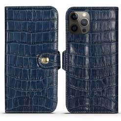 Croc Leather Case