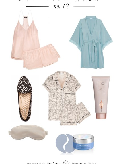 The Chic List No. 12