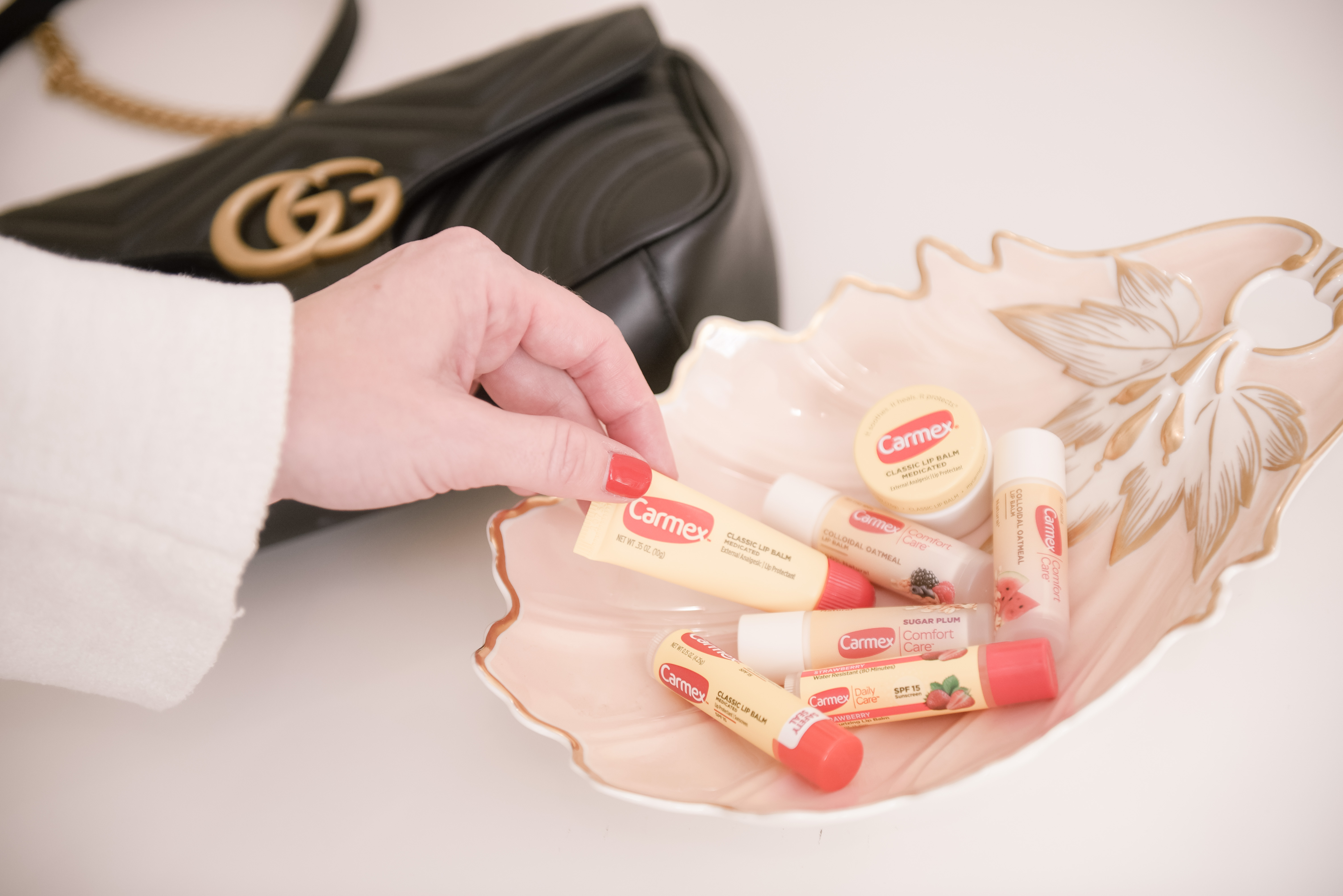 Carmex Lip Balm: Staying Hydrated in Winter | Every Chic Way