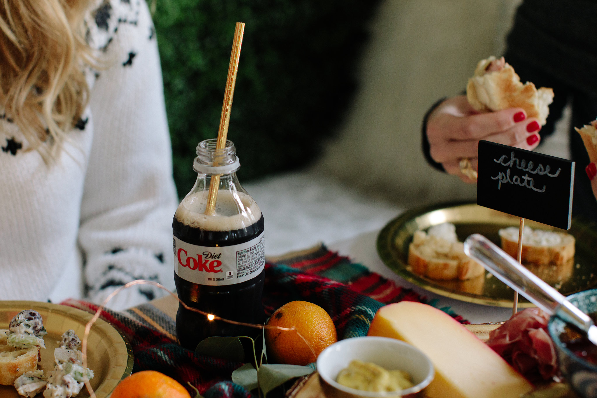 Holiday Celebration with Diet Coke today on ECW! - A Holiday Celebration with Diet Coke by North Carolina style blogger Every Chic Way