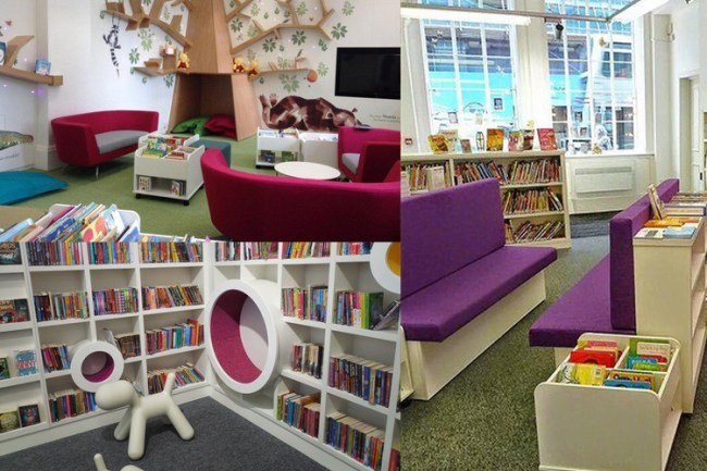 edinburghchildrenscentrallibrary
