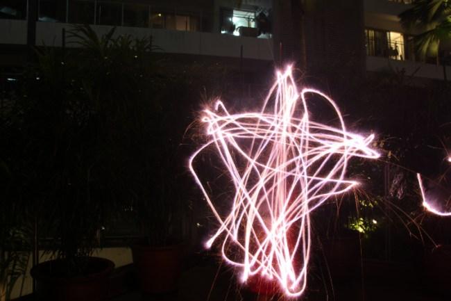 lightpainting_star