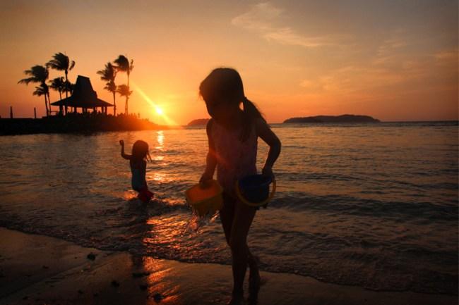 tanjong_aru_sunset_beach